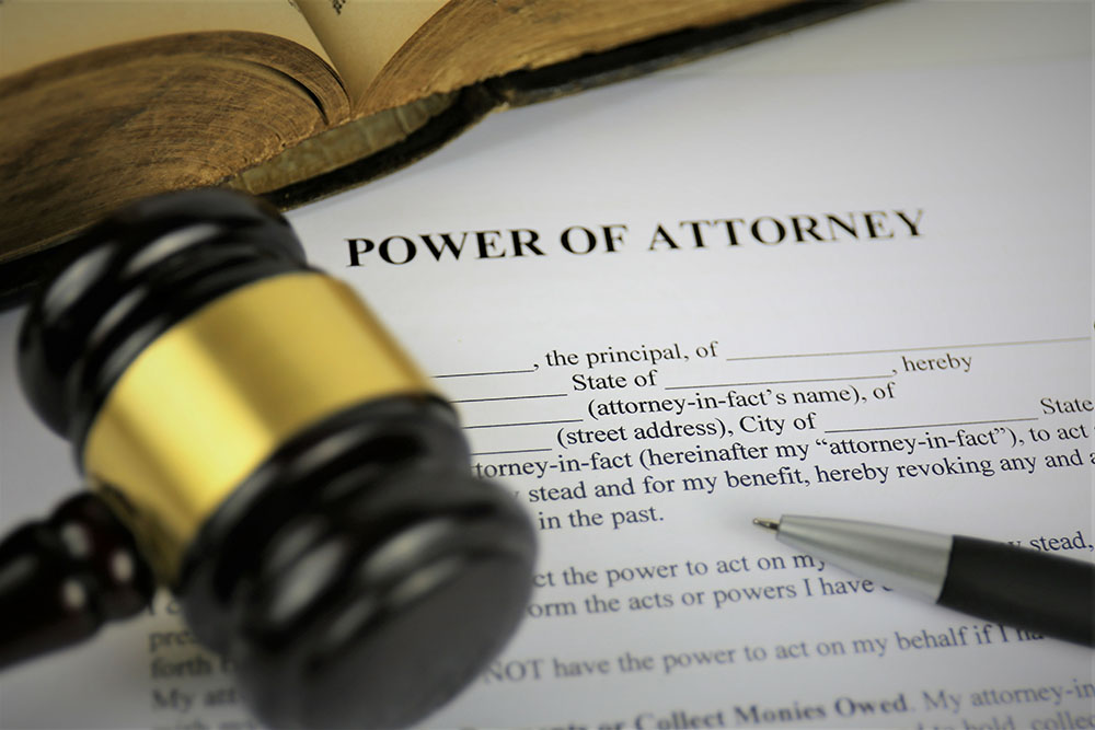Important Information You Need to Know About Power of Attorney